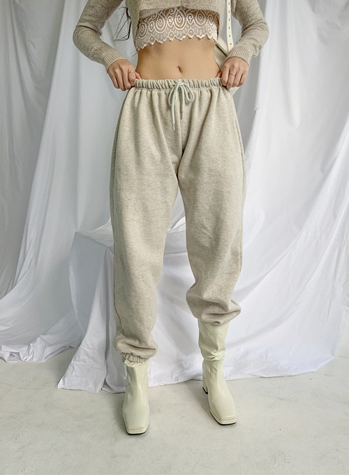 cozy jogger pt (3colors!)